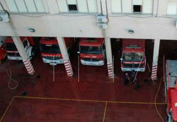 Continuas agresiones a los Bomberos de Ceuta