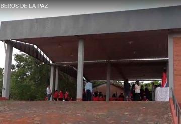Nuevo cuartel de Bomberos Voluntarios de La Paz