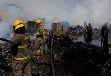 Bomberos han atendido 1.853 emergencias en los primeros meses