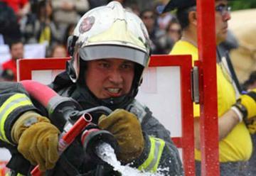 Proyecto de beneficios para bomberos accidentados en actos de servicio
