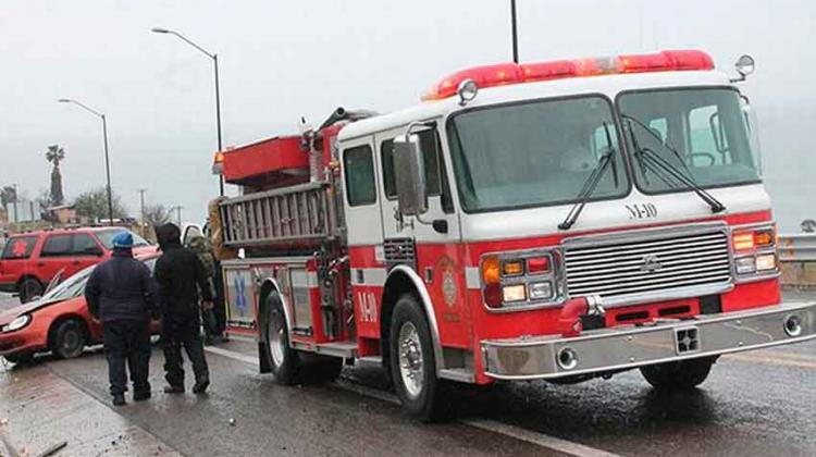 Hace falta mantenimiento a estaciones de bomberos