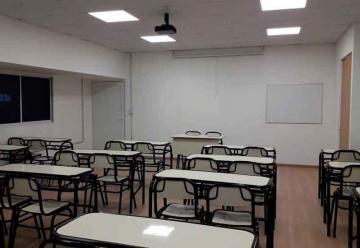 Bomberos de Rojas disponen de nuevas aulas de capacitación