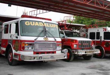 Nueva estación de Bomberos en Guadalupe