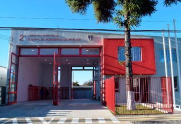 2° Compañía de Arauco inauguraron nuevo cuartel