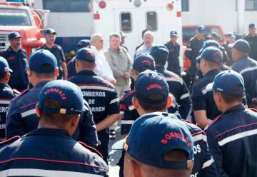 Prohíben a bomberos declarar a los medios de comunicación