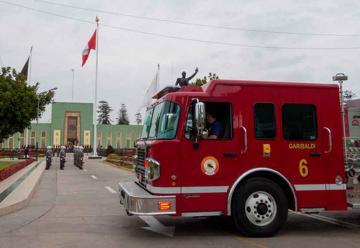 Abren centro de formación de bomberos en Machu Picchu