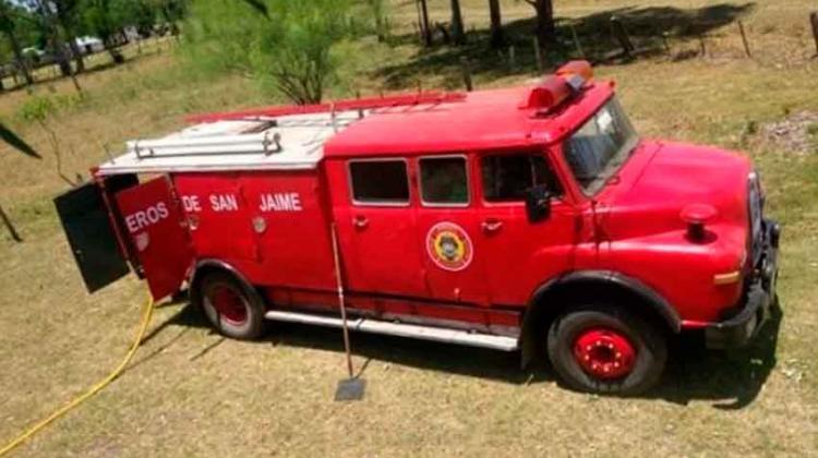 Bomberos de San Jaime tiene sus tres unidades fuera de servicios