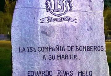 La 13ª Compañía recordó al mártir Eduardo Rivas Melo