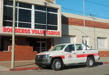 La localidad de Patricios contará con un Destacamento de Bomberos