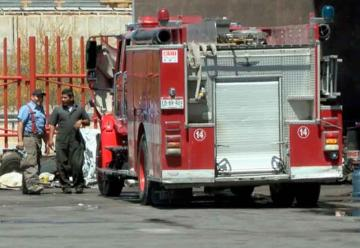 Bomberos de Juárez se quejan por falta de equipo