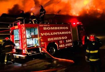 Bomberos Voluntarios de Berisso cumple 94 años