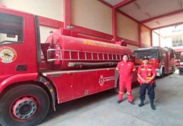 Bomberos de Leonardo Ortiz sin gasolina ni baterías