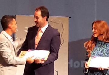 Premio y reconocimiento a la empresa Inforest