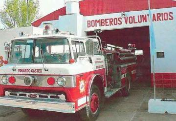 Bomberos Voluntarios de Castex cumplió 46 años