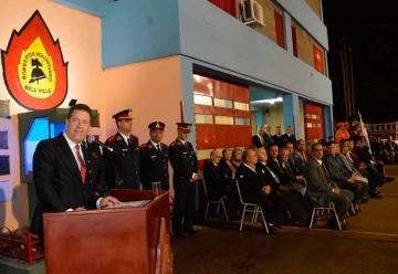 65º Aniversario de los Bomberos Voluntarios de de Bell Ville