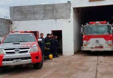 Bomberos voluntarios en Catamarca en alerta por falta de recursos