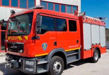 Bomberos se prepara para recibir su Nuevo Carro de Rescate