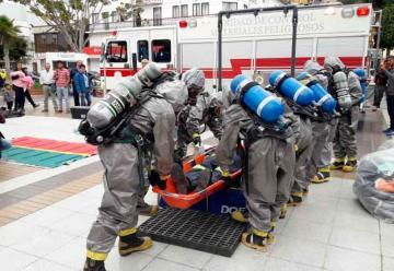 Bomberos de Coquimbo cuentan con nuevo carro para emergencias