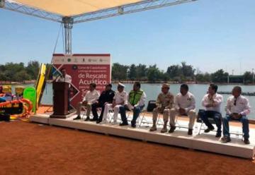 Ciudad Obregón.- El Comando Norte de Estados Unidos donó equipo de rescate acuático con un valor de 2.5 millones de pesos a bomberos de Sonora y Sinaloa, informó el gobierno del estado de Sonora.