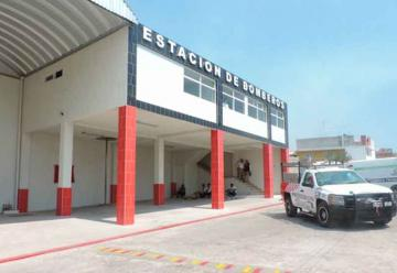 Inició funciones nueva estación de Bomberos en El Calvario
