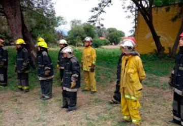Forman el cuartel de Bomberos Voluntarios para Huillapima