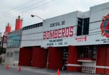Robaron equipo a Bomberos de San Juan del Río