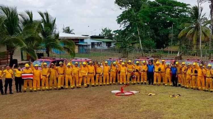 Gobierno de Nicaragua rechazó apoyo de bomberos costarricenses