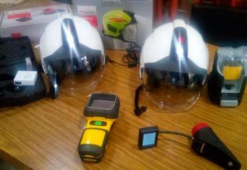 Bomberos Voluntarios suma equipamiento de última generación