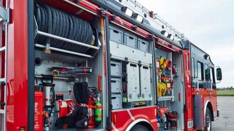 Un moderno carro bomba llegará para Bomberos de Puerto Montt