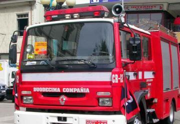 Bomberos sufre robo de costoso equipo de rescate