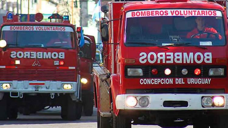 Bomberos Voluntarios de Concepción del Uruguay