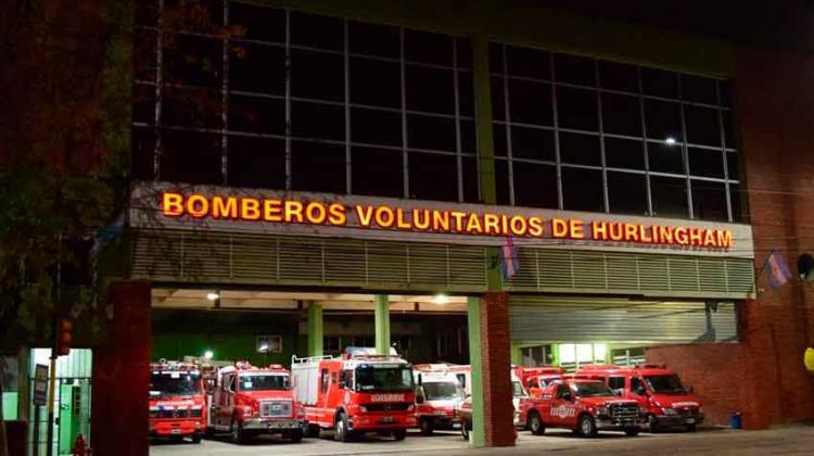 Bomberos Voluntarios de Hurlingham celebran su 50° Aniversario