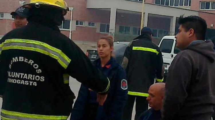 Capacitación para bomberos en Socorrismo II