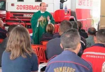 Bomberos de Miranda iniciaron celebración de su 39° Aniversario