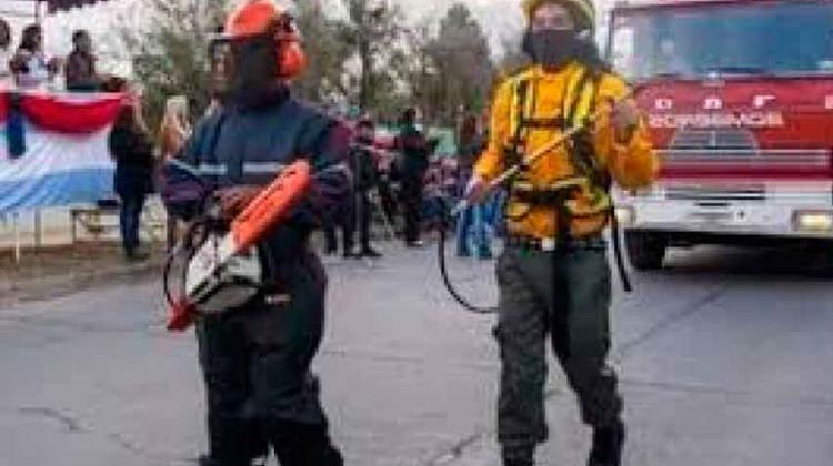 Bomberos voluntarios piden un espacio para poder funcionar