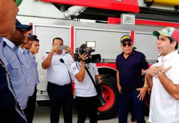 Barranquilla tiene una nueva estación de Bomberos