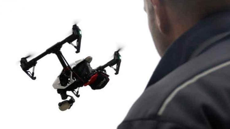 Bomberos aprenderán a usar drones en emergencias y rescates
