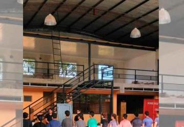 Bomberos Voluntarios de Oberá inauguran nueva sede