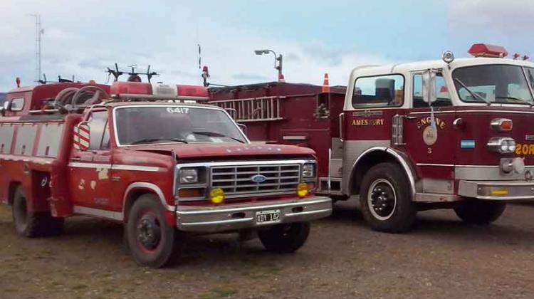 Temen por el cierre del cuartel de bomberos de Epuyén