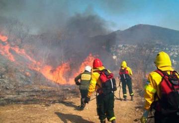 Hoy se celebra el Día Internacional del Combatiente de Incendios Forestales