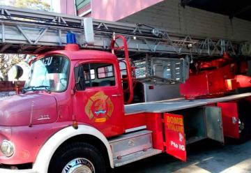 Bomberos Voluntarios de Ituzaingó con nueva unidad