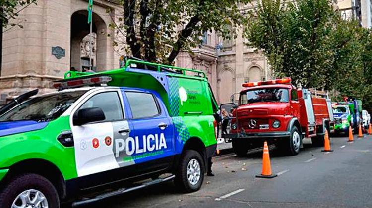 Nuevos autobombas para Bomberos de Bahía Blanca