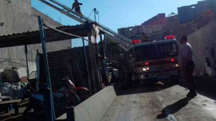 Destraban 2 millones de pesos para unidades de Bomberos dañadas