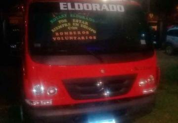 Rotary Club entregó un autobomba a Bomberos Voluntarios