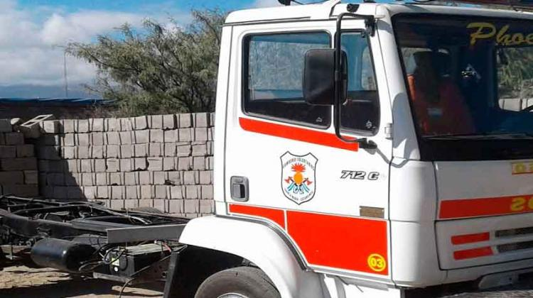 Los bomberos podrán reparar que estaba en malas condiciones