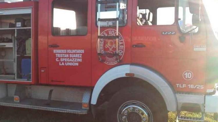 Ataque a bomberos cuando llegaban a apagar un incendio