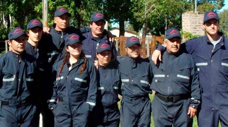 Renuevan por 50 años el préstamo de inmueble para bomberos