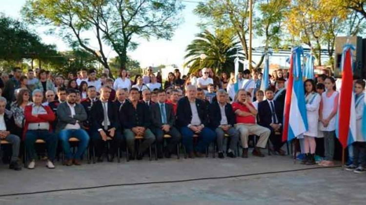 25 años de Bomberos Voluntarios de María Grande