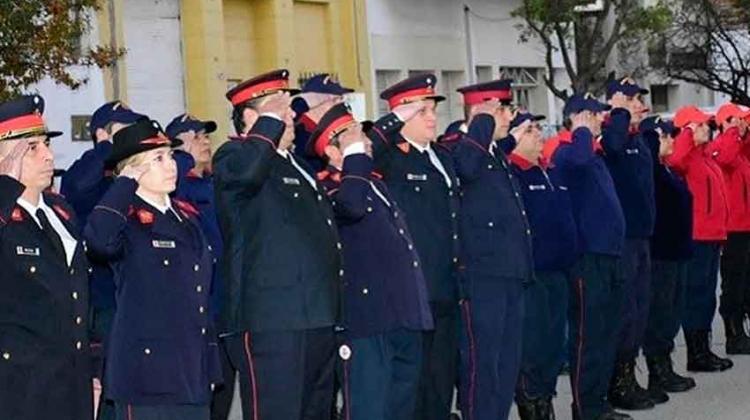 Bomberos Voluntarios celebraron su 91º aniversario