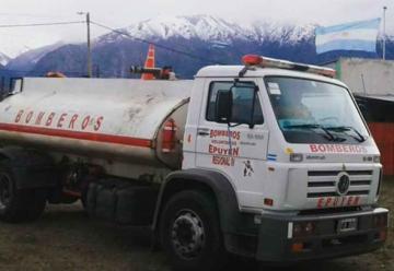 Bomberos Voluntarios de Epuyén atraviesa una difícil situación